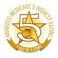 Freedom Village – Awarded Five Star Medicare Rating